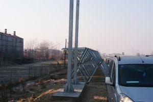 Instalacija na soobrakjajna signalizacija CFCD 8
