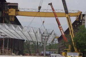 Proektiranje i izvedba na Mital Steel factory 4