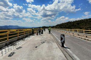 Rehabilitacija na paten pravec Kumanovo Most Ci - Stracin 16
