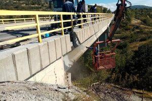Rehabilitacija na paten pravec Kumanovo Most Ci - Stracin 9