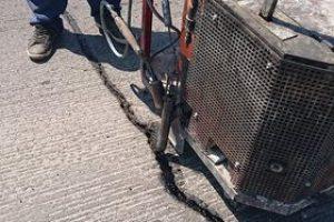 reparacija na asfaltni puknatini 3