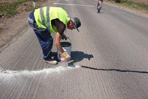 reparacija na asfaltni puknatini 4